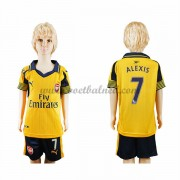 Voetbaltenue Kind Arsenal 2016-17 Alexis 17 Uitshirt..