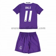 Voetbaltenue Kind Real Madrid 2016-17 Bale 11 Uitshirt..