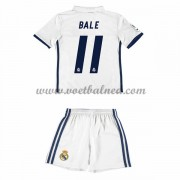 Voetbaltenue Kind Real Madrid 2016-17 Bale 11 Thuisshirt..
