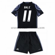 Voetbaltenue Kind Real Madrid 2016-17 Bale 11 Third Shirt..