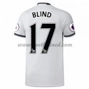 Voetbalshirts Clubs Manchester United 2016-17 Blind 17 Third Shirt..