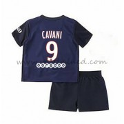 Voetbaltenue Kind Paris Saint Germain PSG 2016-17 Cavani 9 Thuisshirt..