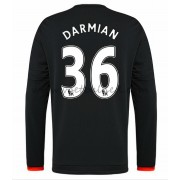 Voetbalshirts Clubs Manchester United 2016-17 Darmian 36 Third Shirt Lange Mouw..