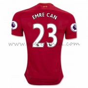 Voetbalshirts Clubs Liverpool 2016-17 Emre Can 23 Thuisshirt..