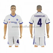 Voetbalshirts Clubs Chelsea 2016-17 Fabregas 4 Third Shirt..