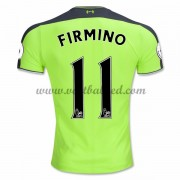 Voetbalshirts Clubs Liverpool 2016-17 Firmino 11 Third Shirt..