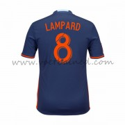Voetbalshirts Clubs New York City 2016-17 Frank Lampard 8 Uitshirt..