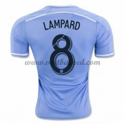 Voetbalshirts Clubs New York City 2016-17 Frank Lampard 8 Thuisshirt..