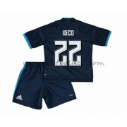 Voetbaltenue Kind Real Madrid 2016-17 Isco 22 Third Shirt..