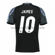 Voetbalshirts Clubs Real Madrid 2016-17 James 10 Third Shirt..