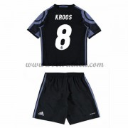 Voetbaltenue Kind Real Madrid 2016-17 Kroos 8 Third Shirt..