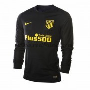 Voetbalshirts Clubs Atletico Madrid 2016-17 Uitshirt Lange Mouw..