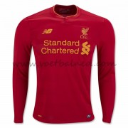 Voetbalshirts Clubs Liverpool 2016-17 Thuisshirt Lange Mouw..