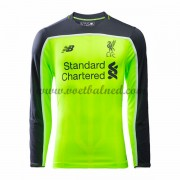 Voetbalshirts Clubs Liverpool 2016-17 Third Shirt Lange Mouw..