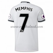 Voetbalshirts Clubs Manchester United 2016-17 Memphis 7 Third Shirt..