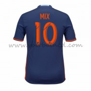 Voetbalshirts Clubs New York City 2016-17 Mix Diskerud 10 Uitshirt..