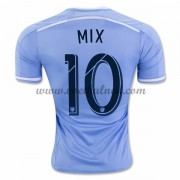 Voetbalshirts Clubs New York City 2016-17 Mix Diskerud 10 Thuisshirt..