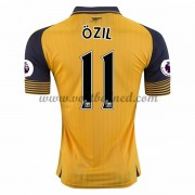 Voetbalshirts Clubs Arsenal 2016-17 Ozil 11 Uitshirt..