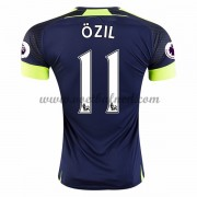 Voetbalshirts Clubs Arsenal 2016-17 Ozil 11 Third Shirt..