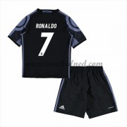 Voetbaltenue Kind Real Madrid 2016-17 Ronaldo 7 Third Shirt..