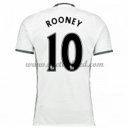Voetbalshirts Clubs Manchester United 2016-17 Rooney 10 Third Shirt..