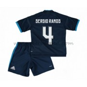 Voetbaltenue Kind Real Madrid 2016-17 Sergio Ramos 4 Third Shirt..