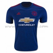 Voetbalshirts Clubs Manchester United 2016-17 Uitshirt..