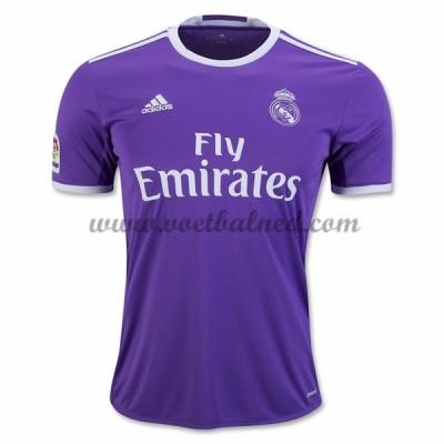Voetbalshirts Clubs Real Madrid 2016-17 Uitshirt