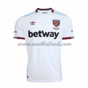 Voetbalshirts Clubs West Ham United 2016-17 Uitshirt..