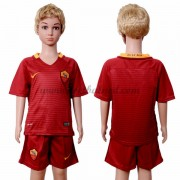 Voetbaltenue Kind AS Roma 2016-17 Thuisshirt..