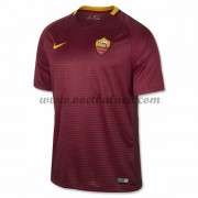 Voetbalshirts Clubs AS Roma 2016-17 Thuisshirt..