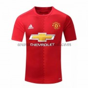 Voetbalshirts Clubs Manchester United 2016-17 Thuisshirt..