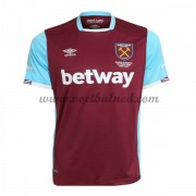 Voetbalshirts Clubs West Ham United 2016-17 Thuisshirt..
