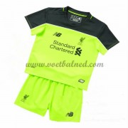 Voetbaltenue Kind Liverpool 2016-17 Third Shirt..