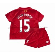 Voetbaltenue Kind Liverpool 2016-17 Sturridge 15 Thuisshirt..