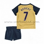 Voetbaltenue Kind Arsenal 2016-17 Tomas Rosicky 7 Uitshirt..