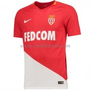 Voetbalshirts Clubs AS Monaco 2017-18 Thuisshirt..