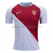 Voetbalshirts Clubs AS Monaco 2018-19 Thuisshirt..