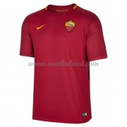Voetbalshirts Clubs AS Roma 2017-18 Thuisshirt..