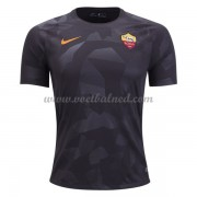Voetbalshirts Clubs AS Roma 2017-18 Third Shirt..