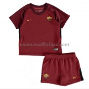 Voetbaltenue Kind AS Roma 2017-18 Thuisshirt..