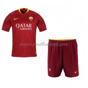 Voetbaltenue Kind AS Roma 2018-19 Thuisshirt..