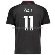 Voetbalshirts Clubs Arsenal 2017-18 Mesut Ozil 11 Third Shirt..