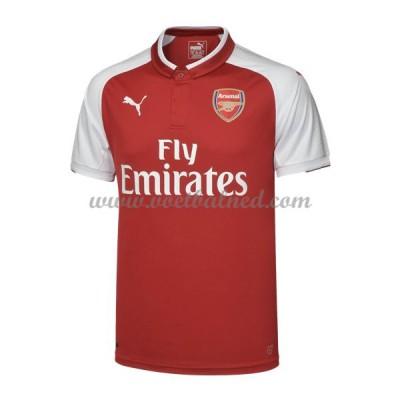 Voetbalshirts Clubs Arsenal 2017-18 Thuisshirt