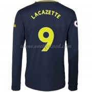 Voetbalshirts Clubs Arsenal 2019-20 Alexandre Lacazette 9 Third Shirt Lange Mouw..