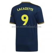 Voetbalshirts Clubs Arsenal 2019-20 Alexandre Lacazette 9 Third Shirt