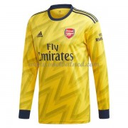 Voetbalshirts Clubs Arsenal 2019-20 Uitshirt Lange Mouw..
