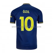 Voetbalshirts Clubs Arsenal 2019-20 Mesut Ozil 10 Third Shirt