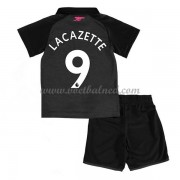 Voetbaltenue Kind Arsenal 2017-18 Alexandre Lacazette 9 Third Shirt..