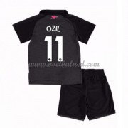 Voetbaltenue Kind Arsenal 2017-18 Mesut Ozil 11 Third Shirt..